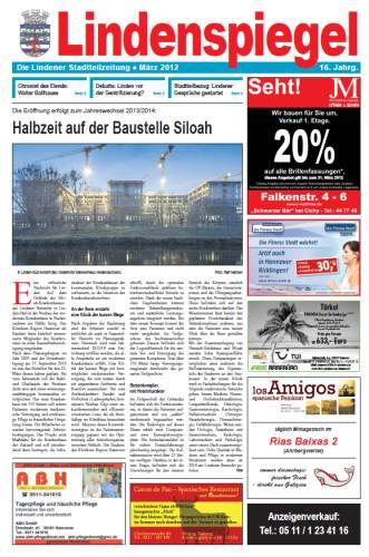 Lindenspiegel März 2012