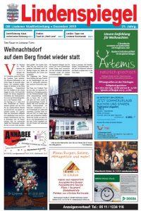 Lindenspiegel 12-2019