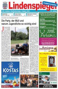 Lindenspiegel 08-2020