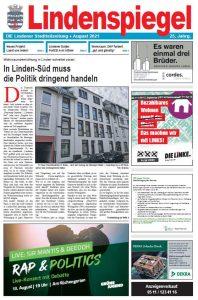 Lindenspiegel 08-2021