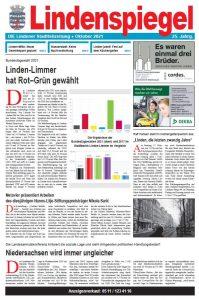 Lindenspiegel Oktober 2021